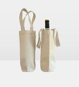 Bottle Bags white