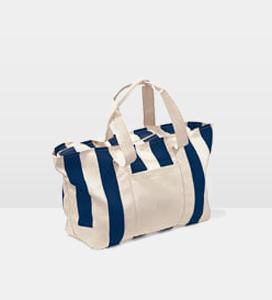 Travel Bags – brown & Blue