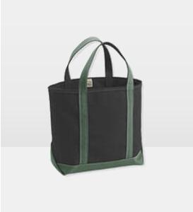 Boat Bags – Black & Green