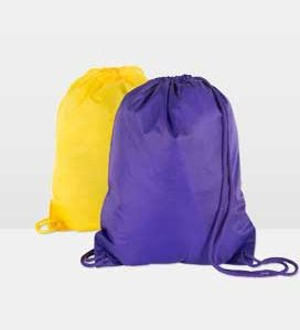 Backpacks – Purple and Yellow